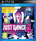 Packshot for Just Dance 4 on PlayStation 3