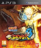Packshot for Naruto Shippuden: Ultimate Ninja Storm 3 on PlayStation 3