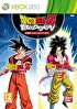 Packshot for Dragon Ball Z: Budokai HD Collection on Xbox 360