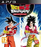 Packshot for Dragon Ball Z: Budokai HD Collection on PlayStation 3