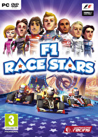 Packshot for F1 Race Stars on PC