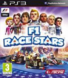 Packshot for F1 Race Stars on PlayStation 3