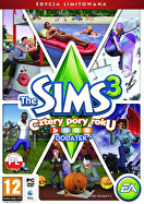 Sims 3: The Seasons packshot
