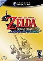 Packshot for The Legend of Zelda: The Wind Waker on GameCube