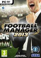 Football Manager 2013 packshot