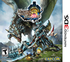 Packshot for Monster Hunter 3 Ultimate on 3DS