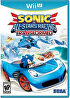 Packshot for Sonic & All Stars Racing Transformed on Wii U