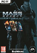 Mass Effect Trilogy Edition packshot