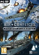 Air Conflicts: Pacific Carriers packshot