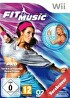 Packshot for Fit Music on Wii