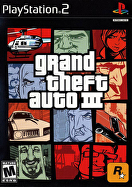 Grand Theft Auto 3 packshot