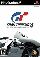 Packshot for Gran Turismo 4 on PlayStation 2
