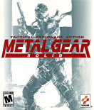 Metal Gear Solid packshot