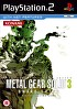 Packshot for Metal Gear Solid 3: Snake Eater on PlayStation 2