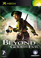 Packshot for Beyond Good & Evil on Xbox