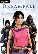 Dreamfall: The Longest Journey packshot