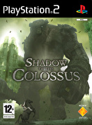 Shadow of the Colossus packshot