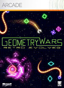 Geometry Wars: Retro Evolved packshot