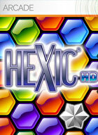 Packshot for Hexic HD on Xbox 360