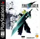 Final Fantasy VII packshot