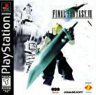 Packshot for Final Fantasy VII on PSOne