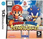 Packshot for Mario & Sonic at the Olympic Games on DS