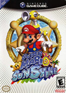 Super Mario Sunshine packshot