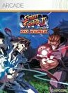 Packshot for Super Street Fighter II Turbo HD Remix on Xbox 360