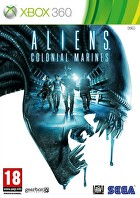 Packshot for Aliens: Colonial Marines on Xbox 360