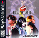 Final Fantasy VIII packshot