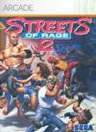 Packshot for Streets of Rage 2 on Xbox 360