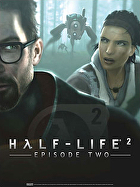 Packshot for Half-Life 2: Episode 2 on Xbox 360