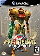 Packshot for Metroid Prime on GameCube