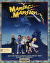 Packshot for Maniac Mansion on C64