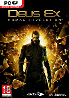 Packshot for Deus Ex: Human Revolution on PC