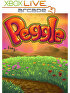 Packshot for Peggle on Xbox 360