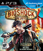Packshot for BioShock Infinite on PlayStation 3