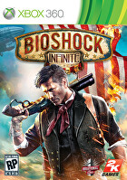 Packshot for BioShock Infinite on Xbox 360