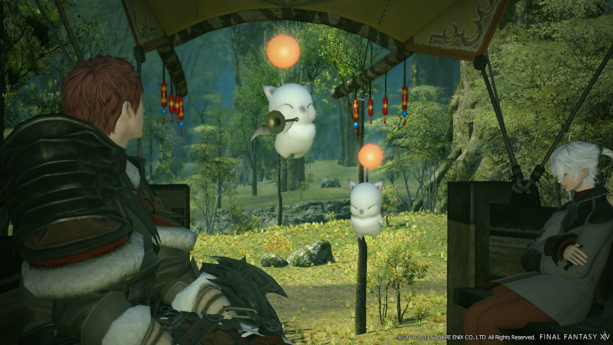 Final Fantasy XIV:Finding Your Role