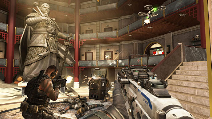Call of Duty: Black Ops 2 - Revolution review • Eurogamer.net Call Of Duty Black Ops Zombies New Maps on