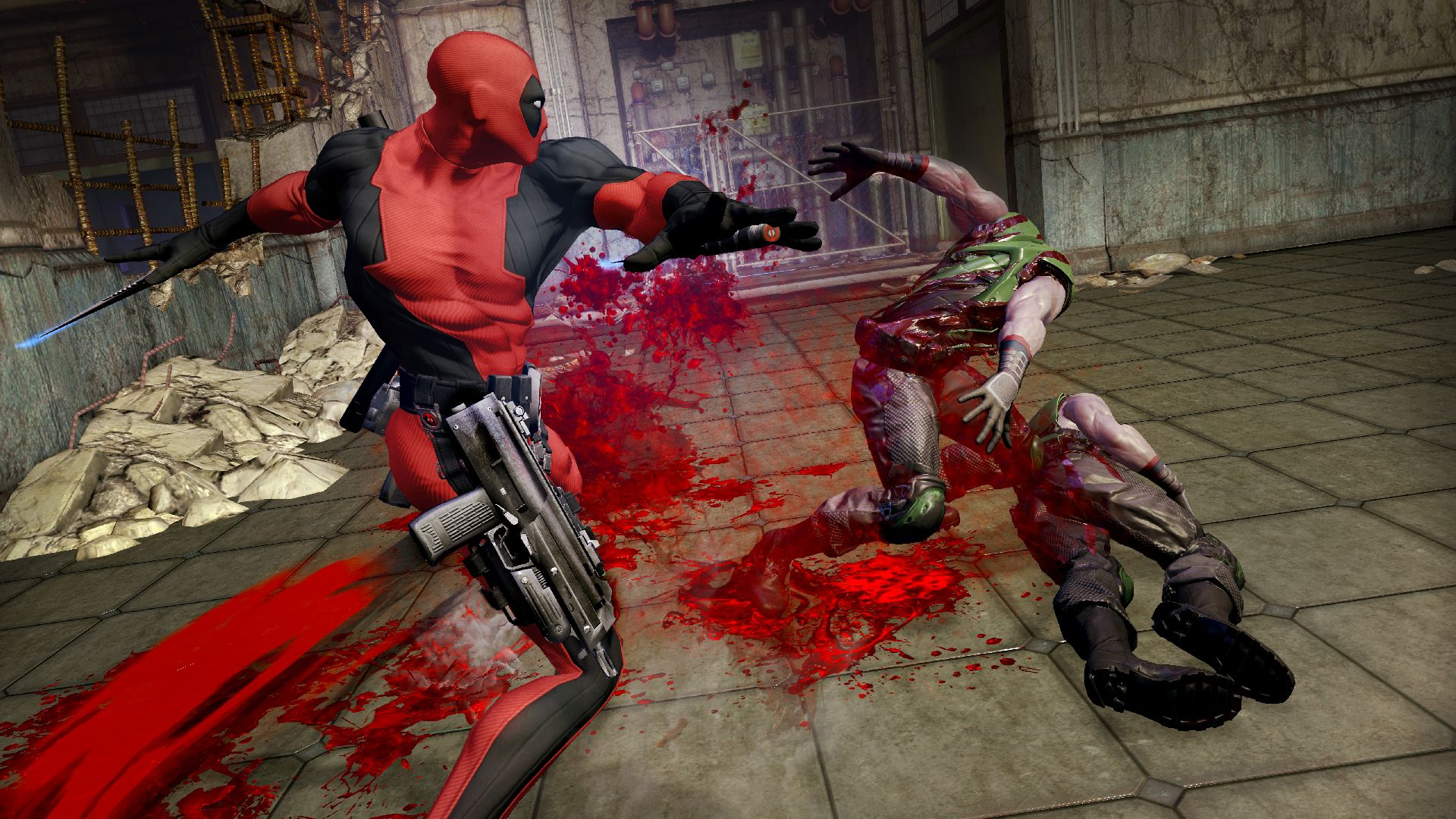 Download Game Deadpool Full Version