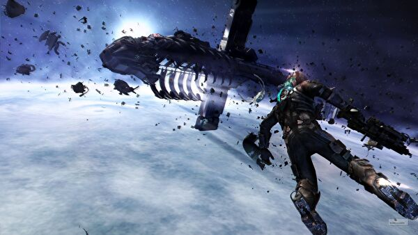 Kosmos w Dead Space 3