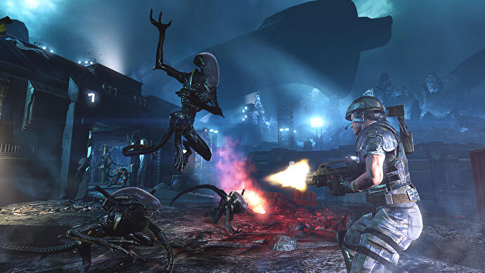 Aliens: Colonial Marines review • Eurogamer net