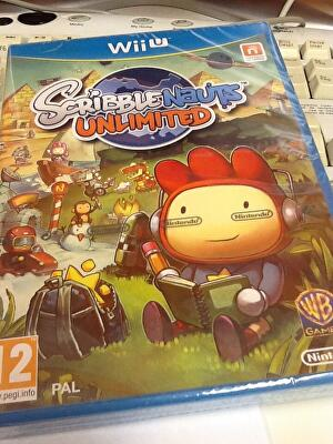 Amazon co uk ships some Scribblenauts Unlimited copies