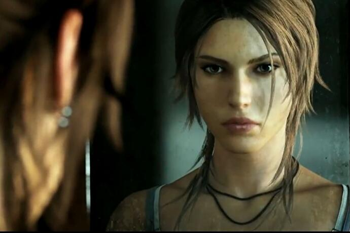 tomb raider lara croft