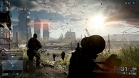 Battlefield 4's campaign mode brings back the series' massive sandbox areas, boasting extensive draw distances that calls to mind the scale of its multiplayer maps. Battles now play out around destructible buildings with fully controllable vehicles.