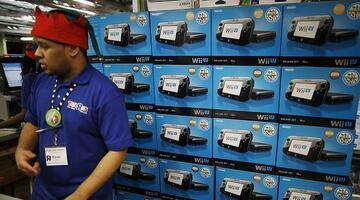 Nintendo's Wii U cut to $239 at Target