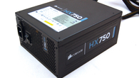 Haswell's new ultra-power efficiency enhancements may cause issues for some power supplies. Make sure your current PSU supports the new chipset, or else upgrade to a new PSU like this Corsair HX750.
