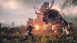 The Witcher 3: Wild Hunt HD Widescreen Desktop Wallpaper