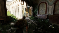 Naughty Dog's use of lighting is impressive. A global illumination solution consisting of real-time and pre-baked elements carefully light and shade the environment and the characters.